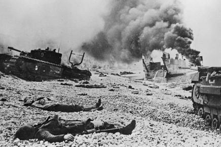 05 The Dieppe Raid, 1942