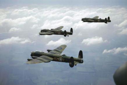 04 The Lancaster Bomber