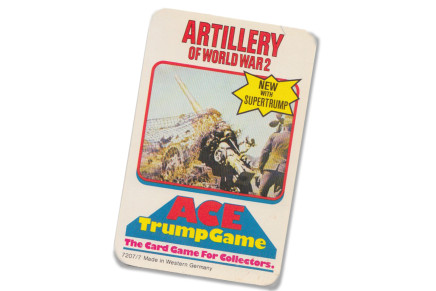 World War II Top Trumps