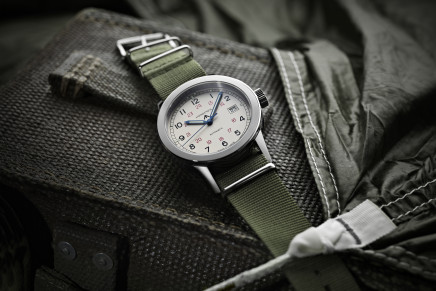 Longines Announces Reissue of WWII Military Watch