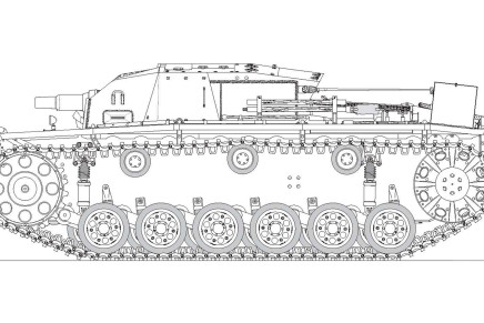 12 Assault Gun: The German StuG