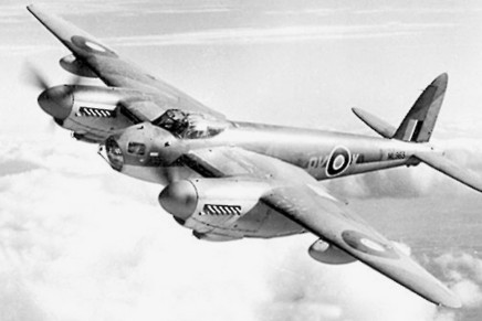 16 The De Havilland Mosquito