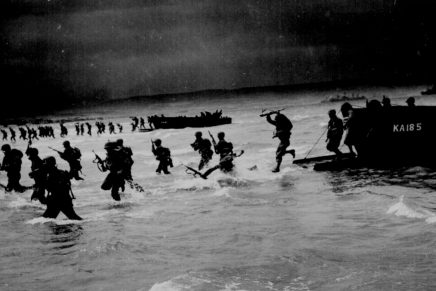 41 Amphibious Operations in WWII