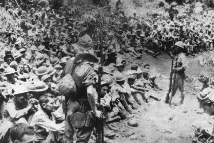 54 The Bataan Death March