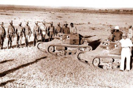 56 Haile Selassie's Mongrel Foreign Legion