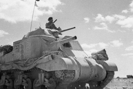 74 The M3 'Grant' Tank