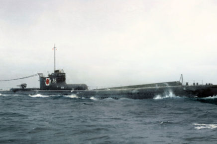82 US Navy vs IJN Fleet Submarine, 1941-42