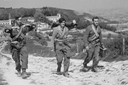 86 – SAS in Italy, 1943-1945