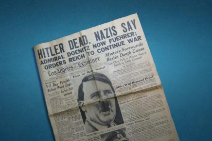 87 Hitler's Death