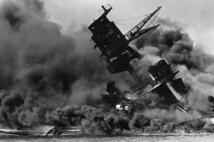 91 – USS Arizona: Brothers Down