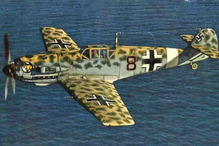 104 Alarmstart: The Luftwaffe in the Mediterranean