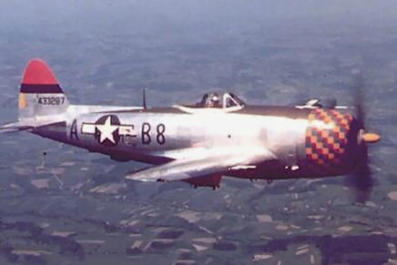 110 – The P-47 Thunderbolt and 362nd Fighter Group