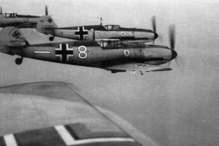 121 – To Defeat The Few: The Luftwaffe's Battle of Britain