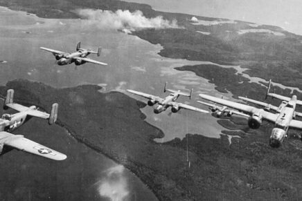 124 – Kais: Downed airmen in New Guinea