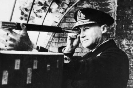 123 – Admiral Sir Bertram Ramsay