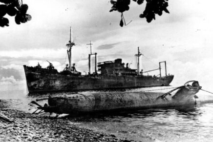 129 – The Guadalcanal-Solomons Campaign November 1942–March 1943